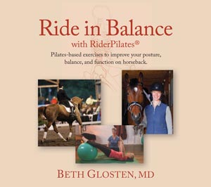 Ride in Balance with RiderPilates (DVD)